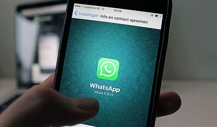 resgatar meu WhatsApp